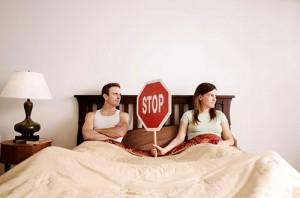 Воздержание от половых контактов