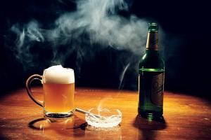 Алкоголь, табак