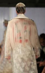Показ мод от Чарли ли Минду (фото №8)