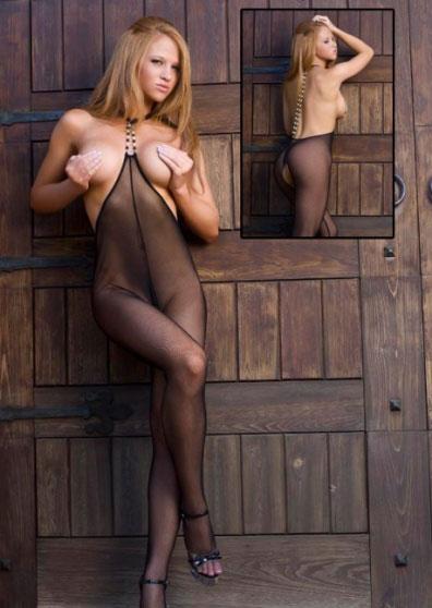 Эротический костюм - 9