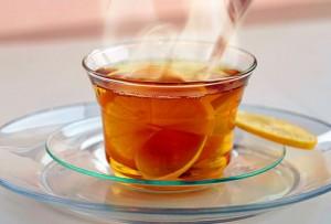Техника орального секса с горячим чаем