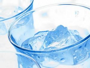 Вода со льдом в технике минета