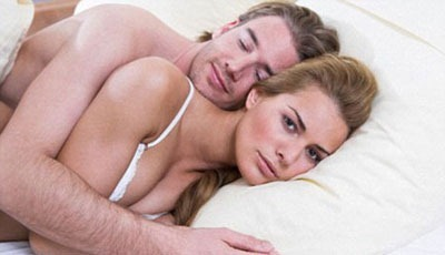Мужчины засыпают после секса