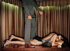 Грубый секс