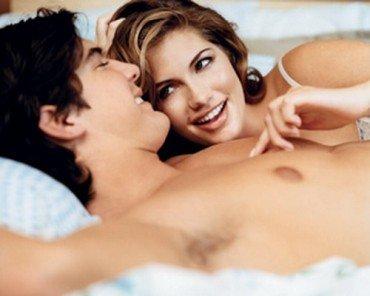 Как вести себя в постели с мужчиной