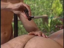 Анальный массаж