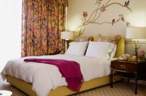 на секс влияет цвет спальни