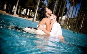 позы для водного секса
