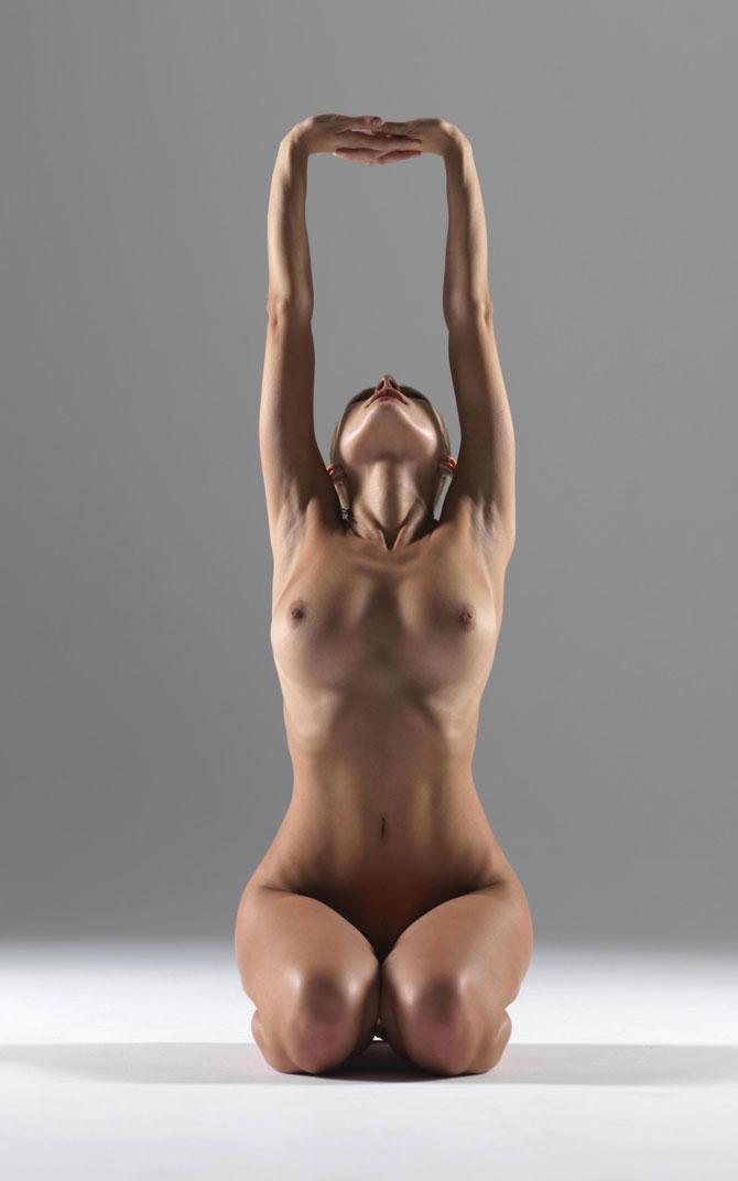 Эротическая йога - фото