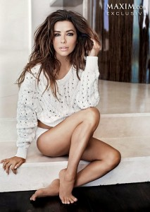 Ева Лонгория для журнала Maxim