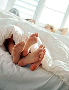 Заманить жену в постель